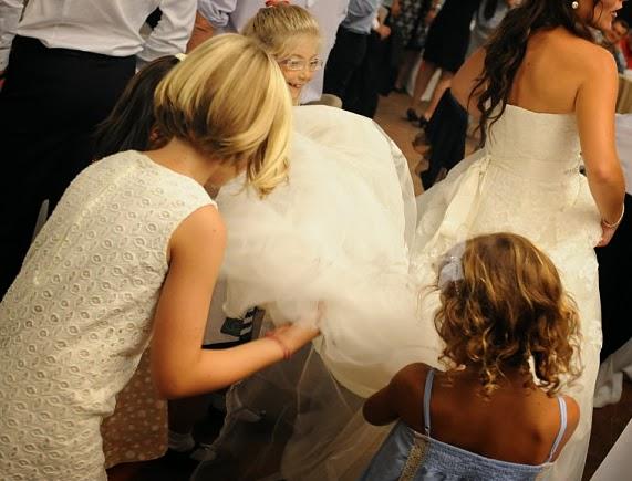 mi boda niñas
