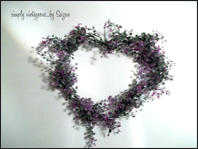 heart, wreath, hanger, fast, cheap, pretty