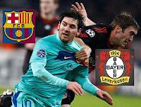 Barcelona Vs Leverkusen