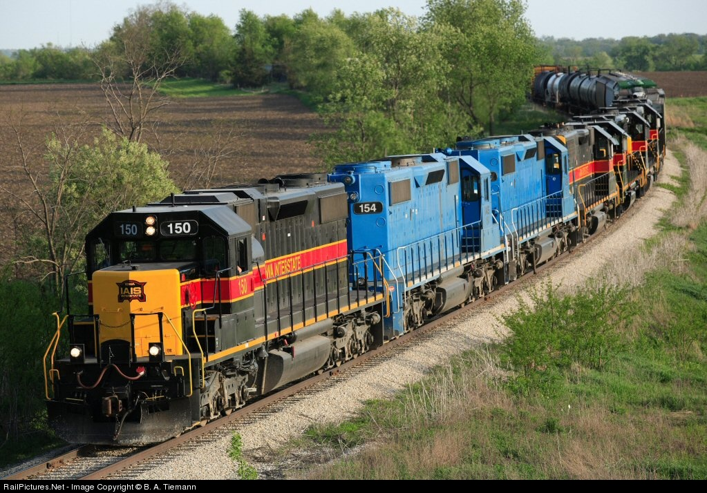 Rock Island Railroad Song