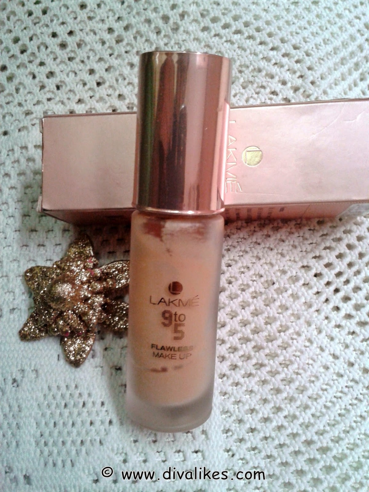 Lakme Nine to Five Flawless Makeup Foundation Review