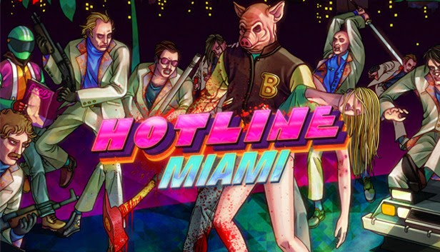 Hotline Miami PC Video Game