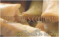 Involtini's Contest! @Ricette in tavola