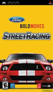 Download - Ford Bold Moves Street Racing - PSP - ISO