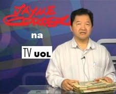 JAYME CORTEZ NA TV UOL