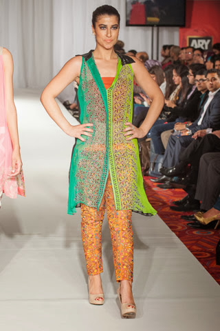 2013-2014 Formal/Spring Lakhani Collection Fashion Week London