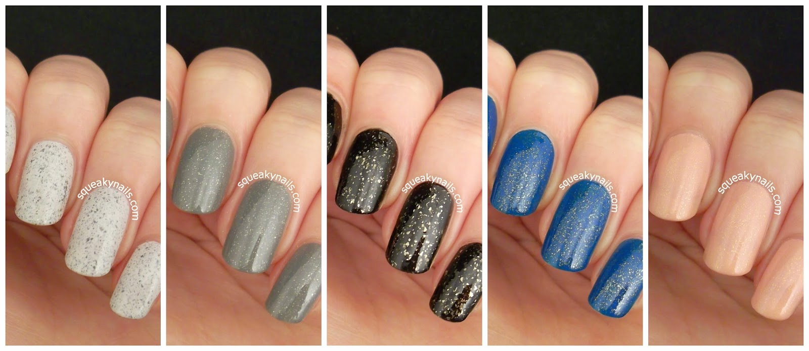 Cirque Colors Awakening Collection | Squeaky Nails