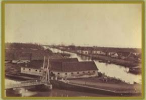 Pasar Ikan (Soenda Kelapa) 1946.