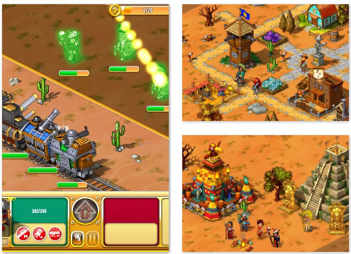 FB Game : World of Western