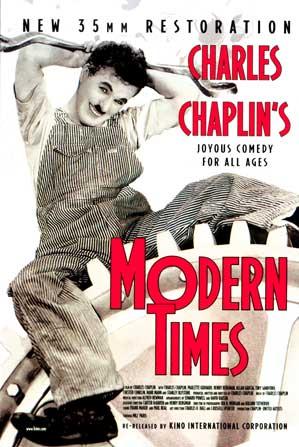 ponto de encontro atividade filme tempos moderno