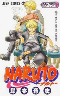 Ver Descargar Naruto Gaiden Manga Tomo 01