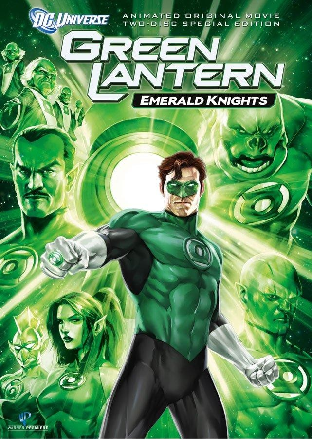 Ver Green Lantern: Caballeros Esmeralda (Linterna Verde) (2011) Online