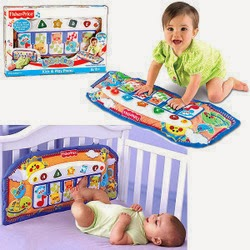 Fisher price Link a doos kick and play piano