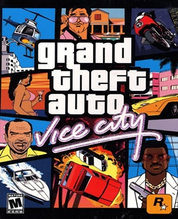 GTA: Vice City PC Box