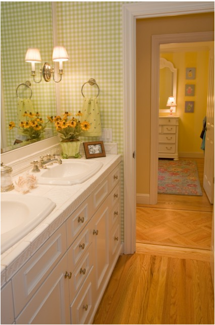 Country bathroom design ideas home designs for Country bathroom design ideas