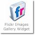 Flickr Images Gallery widget for Blogger/Wordpress
