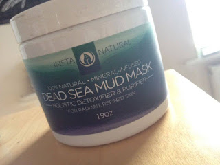 The Mud Mask You Need - InstaNatural Dead Sea Mud Mask