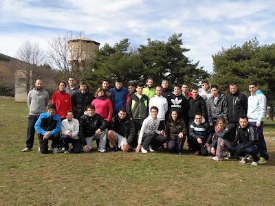 foto de familia de lso participantes