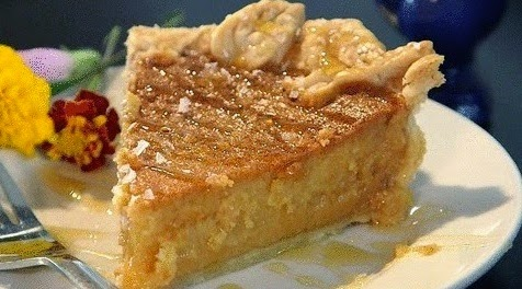 Honey Pie from Sifnos, Mediterranean Diet, Sifnos recipe,