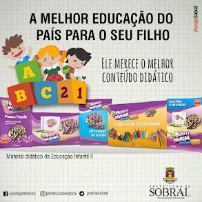 A MELHOR EDUCAÇÃO DO PAÍS PARA O SEU FILHO