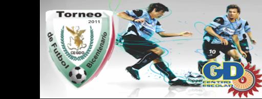Torneo de Futbol Bicentenario 2010  CENTRO ESCOLAR GUSTAVO DÍAZ ORDAZ