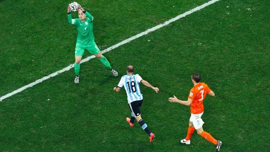 Foto Argentina vs Netherlands