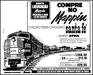 Atma; os anos 70; propaganda na década de 70; Brazil in the 70s, história anos 70; Oswaldo Hernandez;