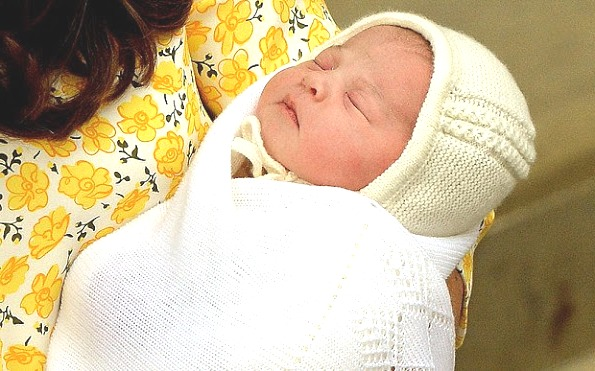 Details Of Princess Charlotte's Christening Announced