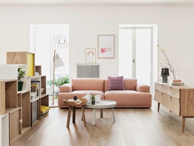 CONNECT sofa system | Muuto at C-More interieuradvies.blogspot.nl