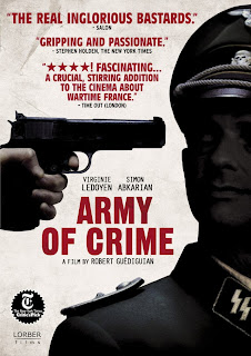 Watch Army of Crime (L'armée du crime) (2009) movie free online