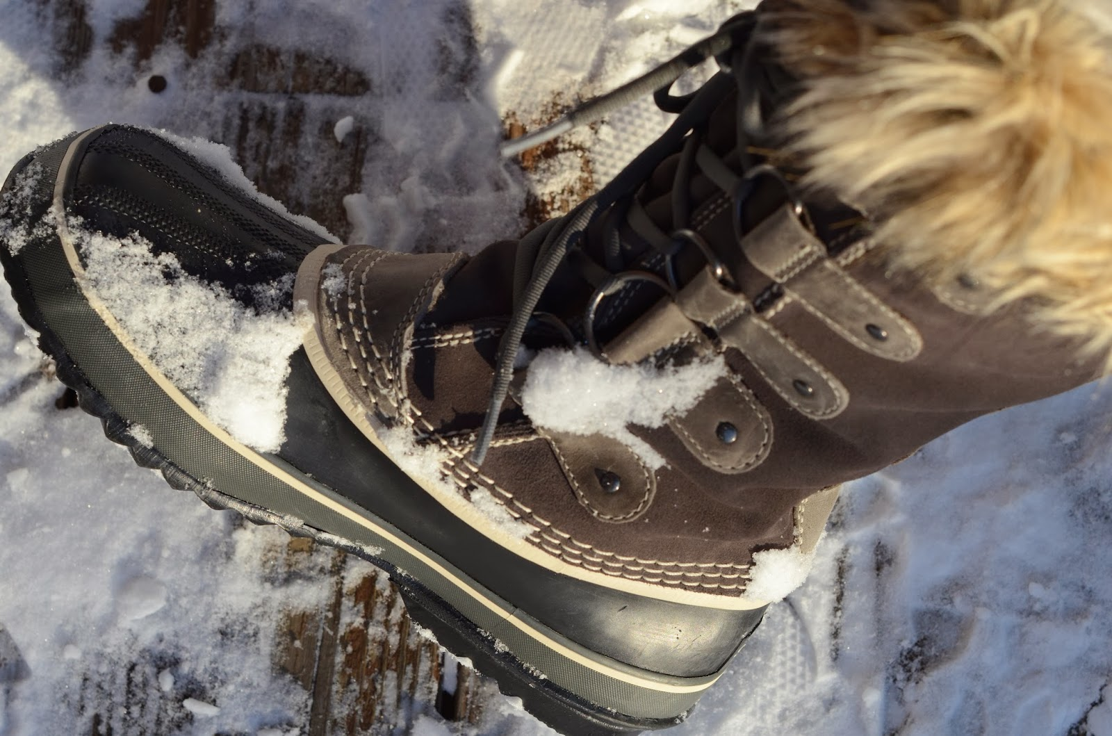 comfortable waterproof boots