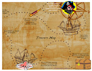 I am using this treasure map as an incentive chart for my students.