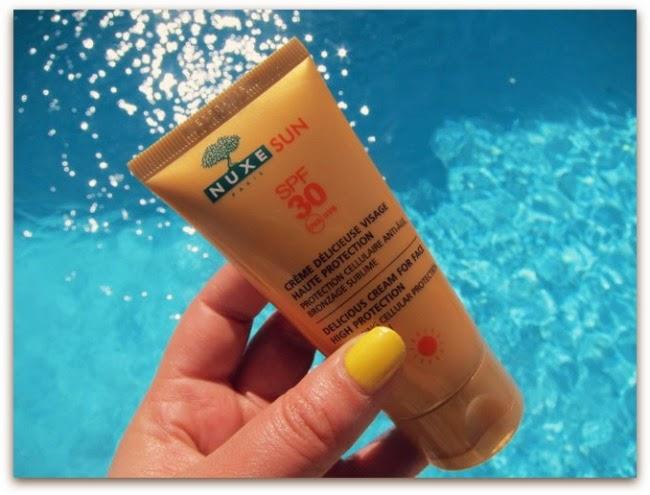 NUXE Sun Delicious Cream