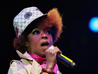 American Singer Lauryn Hill Photos