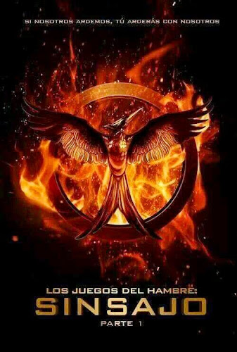 The Hunger Games: Mockingjay – Part 1 (Web-DL 720p Español Latino) (2014)