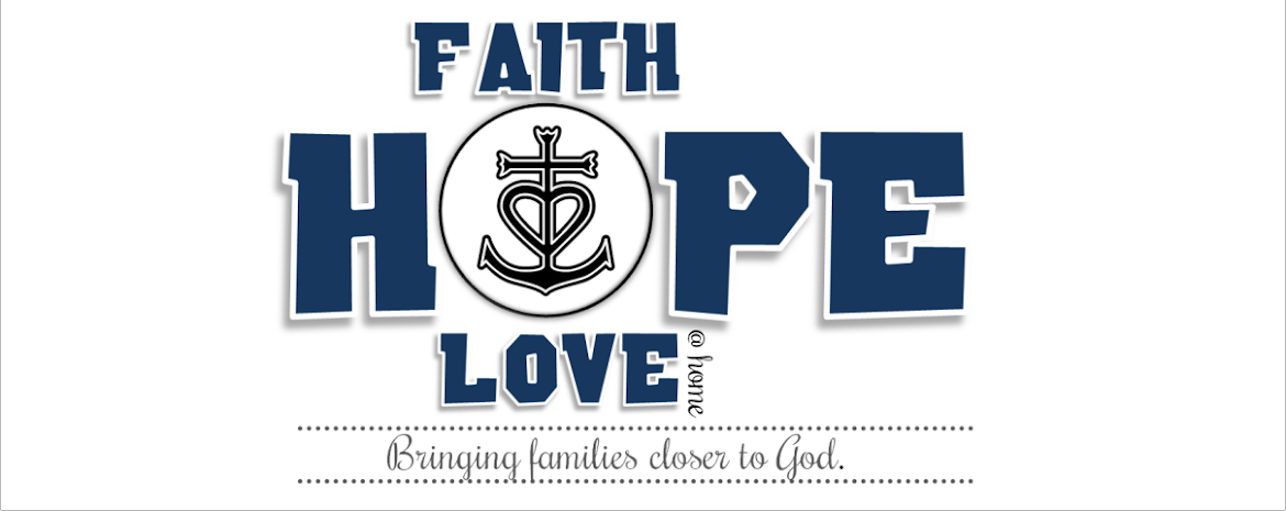 Faith Hope Love at Home