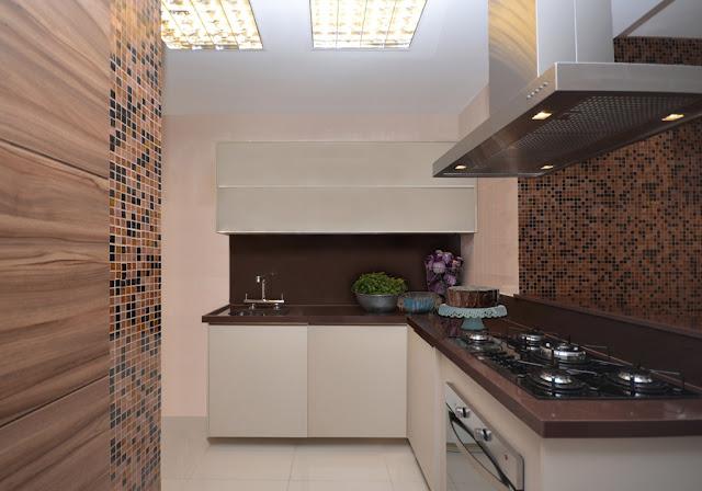 Construindo Minha Casa Clean Diferença Mármore x Granito x Marmoglass x Nano -> Pia De Banheiro Granito Marrom Absoluto