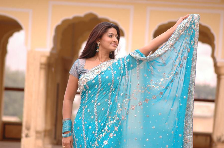 In actress sneha saree hot