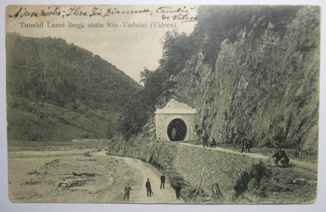 Tunelul Luncii de la Rau Vadului - Valcea