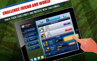 Mobile App: Cricket Fever Challenge