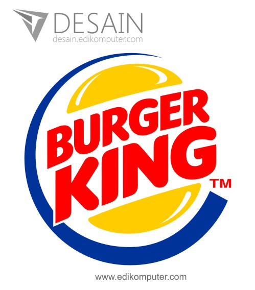 Logo Burger King Cdr