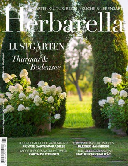 Unser Garten im Herbarella Magazin