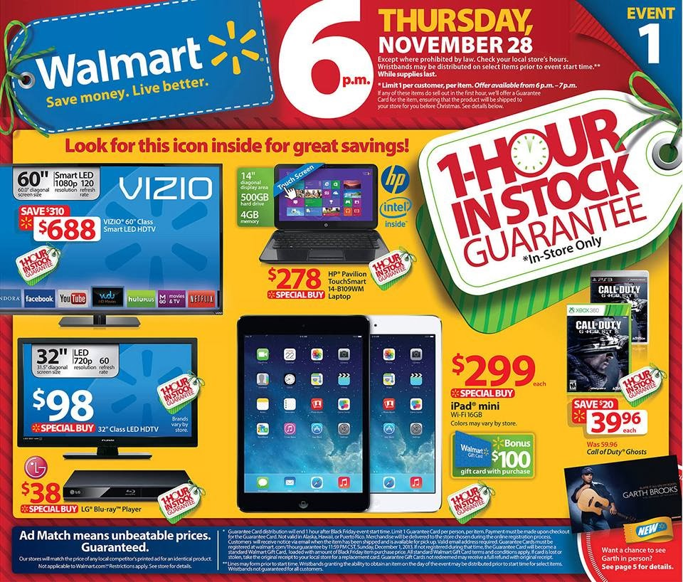 black friday walmart online