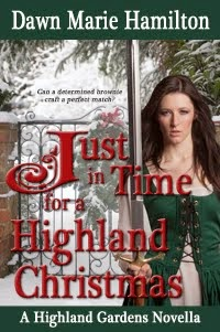 <i>Just in Time for a Highland Christmas</i>, Highland Gardens Book #2.5