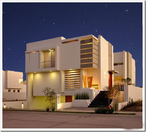 Fasad Rumah Minimalis Modern