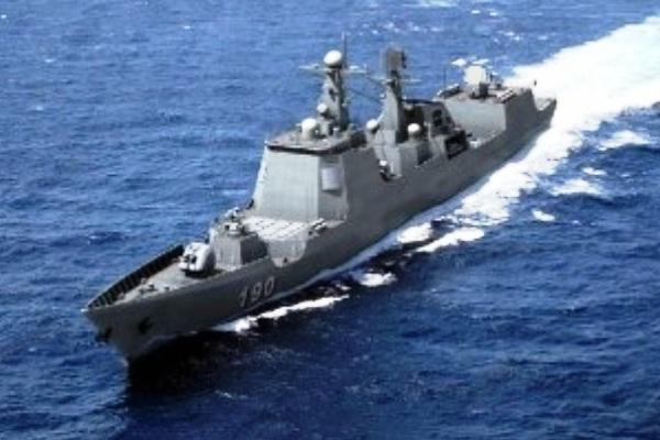 Kapal Destroyer China