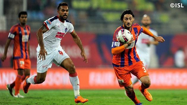 FC Pune City 1-2 Delhi Dynamos FC