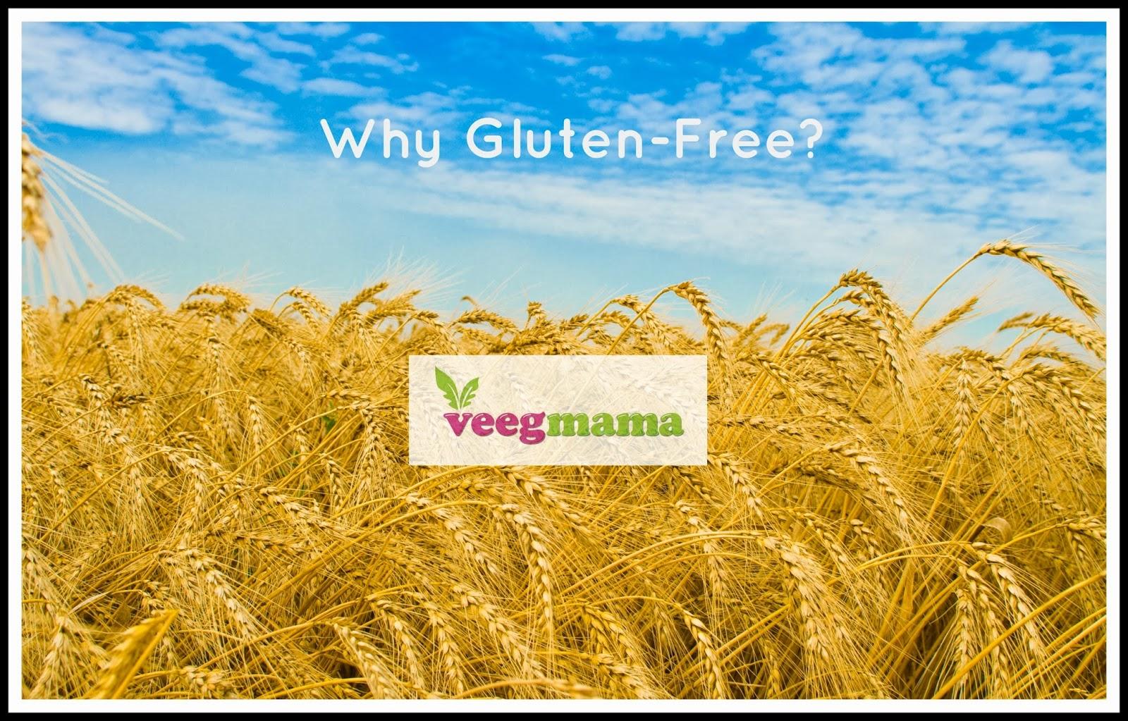 VeegMama's Gluten Free Q&A