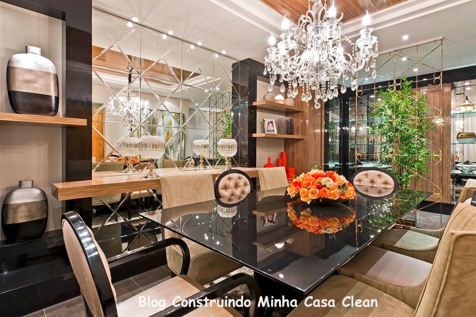 Salas De Jantar Luxuosas Sala De Jantar Completa Estilo Clssico