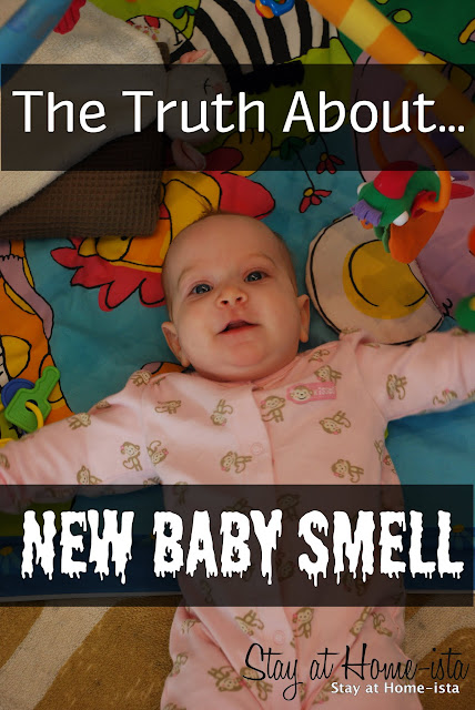 truth about new baby smell